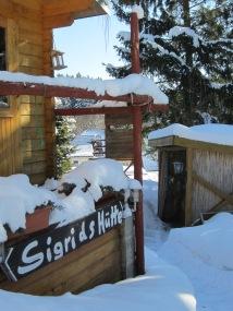 Sigrids Hütte