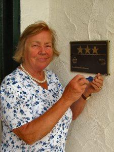 Oma Sigrid - die gute Seele des Hauses